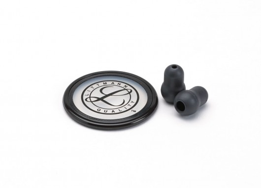3M Littmann Spare Parts Kit - Master Classic Stethoscopes - Black