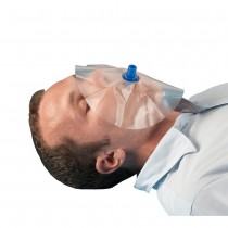 Resuscitation Shield with Mouthpiece - Disposable