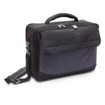 Elite Doctor's Bag - Black Polyester