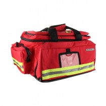 Elite Large Capacity Emergency Bag - Red