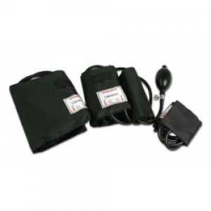 Aneroid Sphyg Family Practice Kit: Small, Medium & Large Cuff
